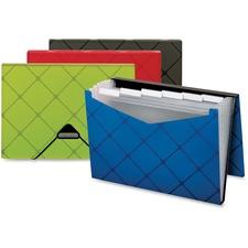 PFX 55633 Pendaflex 7-pocket Poly Expanding File  PFX55633