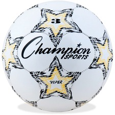 CSI VIPER3 Champion Sports Size 3 Viper Soccer Ball CSIVIPER3