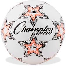CSI VIPER4 Champion Sports Viper 4 Soccer Ball CSIVIPER4