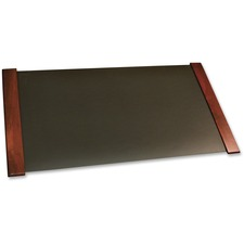 Carver Wood Contemporary Wood Desk Pad