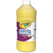 CYO 543132034 Crayola Washable Tempera Paint CYO543132034