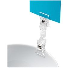 DEF 20008 Deflecto VersaGrip Double Clip Sign Holder DEF20008