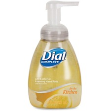 DIA 06001 Dial Corp. Dial Complete Kitchen Foaming Hand Soap DIA06001