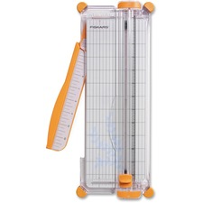 "Fiskars Portable 12"" Paper Trimmer"