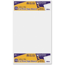 GEO 46317 Geographics E-Z Print Sign Board GEO46317