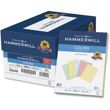 HAM 102640 Hammermill Colors Assortment Pack HAM102640