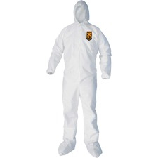 KCC44334 - Kleenguard A40 Protection Coveralls