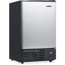 LLR73210 - Lorell 19-Liter Stainless Steel Ice Maker