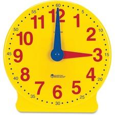 LRN 2094 Learning Res. Big Time Demonstration Clock LRN2094