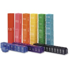 LRN 2509 Learning Res. Fraction Tower Cubes Set LRN2509