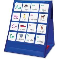 LRN 2523 Learning Res. Tabletop Pocket Chart LRN2523