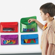 LRN LER6447 Learning Res. Magnetic Storage Pocket Set LRNLER6447