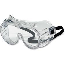 MCS CRW2220 MCR Safety Elastic Strap Standard Economy Goggle MCSCRW2220
