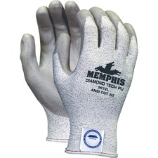 MCS CRW9672L MCR Safety Memphis Dyneema Dipped Safety Gloves MCSCRW9672L