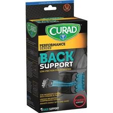 Curad Low Friction Pulley Back Support