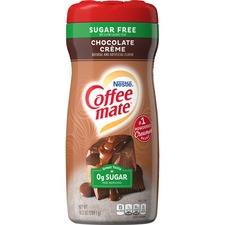 NES 59573 Nestle Coffee-mate Sugar Free Chocolate Creamer NES59573