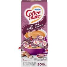 NES 84652 Nestle Coffee-mate Italian SwCreme Liquid Creamer NES84652