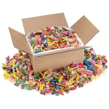 OFX 00086 Office Snax Soft Chewy Assorted Candy Mix OFX00086