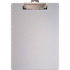 OIC 83016 Officemate Transparent Plastic Clipboard OIC83016