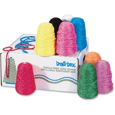 Trait-tex 3-ply School Roving Yarn Dispenser