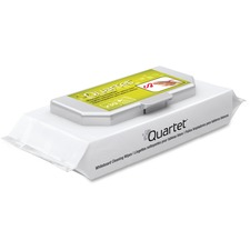 QRT 85390 Quartet Whiteboard Cleaning Wipes Caddy Refill QRT85390