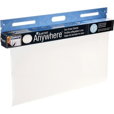 QRT85563 - Quartet® Anywhere™ Dry-Erase Sheets