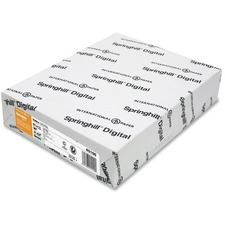SGH 045100 Springhill Digital Index 90 lb. Multipurpose Paper SGH045100
