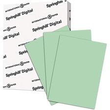 SGH 046000 Springhill Vellum Bristol Cover Paper SGH046000