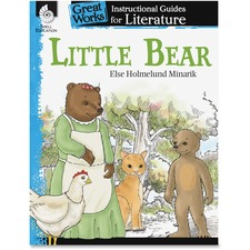 SHL 40003 Shell Education Little Bear Instructional Guide SHL40003
