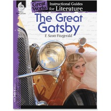 SHL 40302 Shell Education Great Gatsby An Instructnal Guide SHL40302