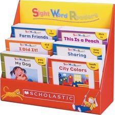 SHS 0545067669 Scholastic Teach Res. PreK-1 Sight Word Book Set SHS0545067669