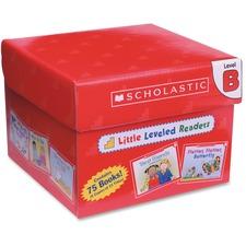 SHS 0545067685 Scholastic Res. PreK Little Level B Readers Bk Set SHS0545067685