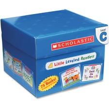SHS 0545067723 Scholastic Res. PreK Little Level C Readers Bk Set SHS0545067723