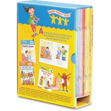 SHS 054506774X Scholastic Res. Word Family Tales Book Set SHS054506774X