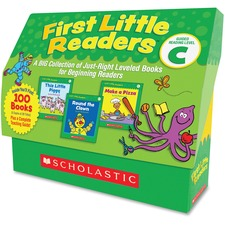 SHS 0545223032 Scholastic Res. Level C 1st Little Readers Books SHS0545223032