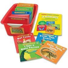 SHS 0545442729 Scholastic Res. PreK Science Reader Animals Bk Set SHS0545442729