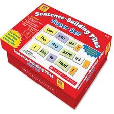 SHS 0439909279 Scholastic Res. Gr K-3 Sentence-Building Super Set SHS0439909279