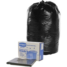 STO P3340K13R Stout Insect Repellent 30-gallon Trash Liners STOP3340K13R