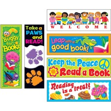TEP 12906 Trend Encouraging Bookmarks Variety Pack TEP12906