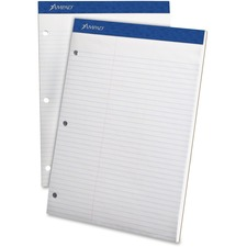 TOP 20345 Tops Double Sheet Writing Pads TOP20345