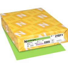 WAU 21811 Wausau Astrobrights Colored Cardstock WAU21811