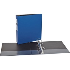 AVE 03500 Avery Matte Cover Round Ring Economy Binder AVE03500