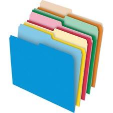 PFX 54461 Pendaflex 1/2-cut Tab Reversible File Folders PFX54461