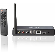 Kaser Net'sTV Network Audio/Video Player - Wireless LAN