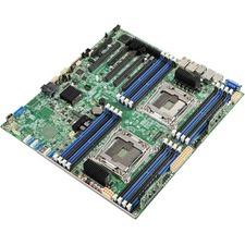 Intel S2600CW2S Server Motherboard - Intel Chipset - Socket LGA 2011-v3 - 1 Pack