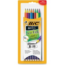 BIC PGEP81BLK Graphite Pencil