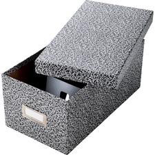 OXF 40589 Oxford Index Card Storage Box OXF40589