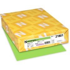 WAU 21801 Wausau Astrobrights 24 lb Colored Paper WAU21801