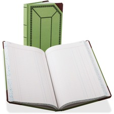 BOR 6718300J Boorum 67-1/8 Series Journal Ruled Account Book BOR6718300J