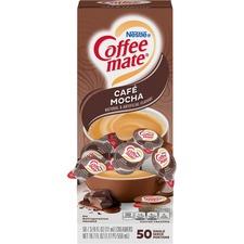 Nestlé® Coffee-mate® Coffee Creamer Café Mocha - liquid creamer singles